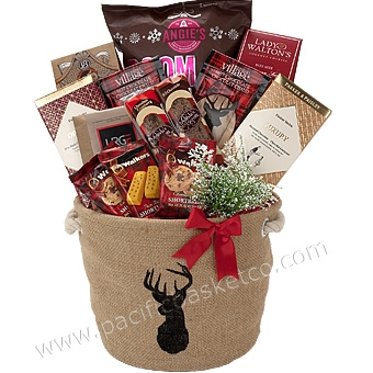 Christmas gift baskets vancouver holiday indulgence negle Image collections