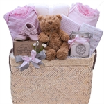 BEAR ESSENTIALS - PINK