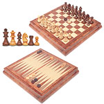 COMBINATION CHESS SET