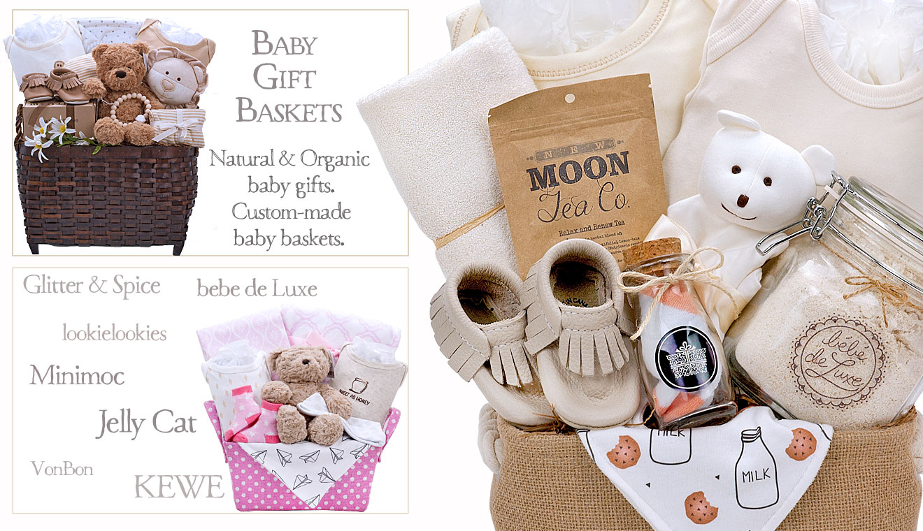 Baby Gift Hampers Under $50 : Baby gift baskets canada gifts for newborns
