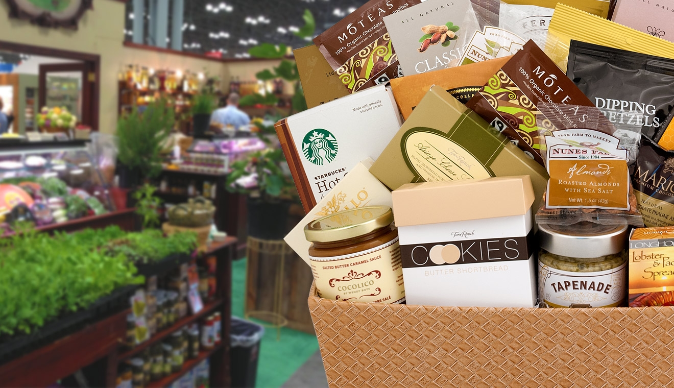 Baby Gift Baskets Vancouver Canada : Gourmet food gift baskets from vancouver canada pacific