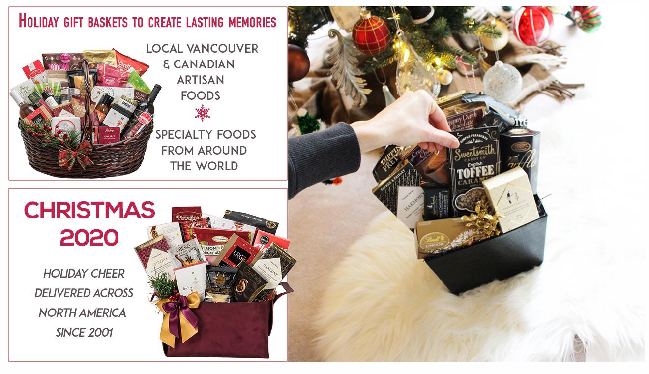 Christmas gift baskets Canada :: Holiday gift baskets   Christmas