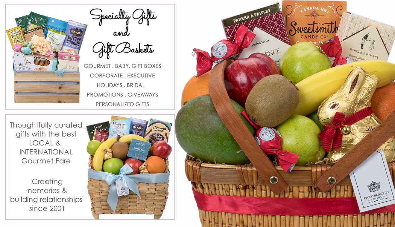 Easter gifts easter pacific gift baskets negle Image collections