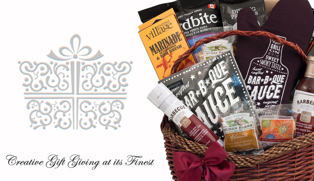 Baby Gift Baskets Vancouver Canada : Gift baskets corporate gifts canada