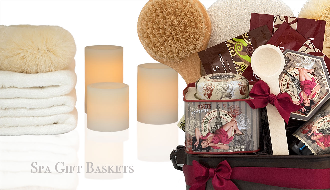 Baby Gift Baskets Vancouver Canada : Spa gift baskets vancouver canada
