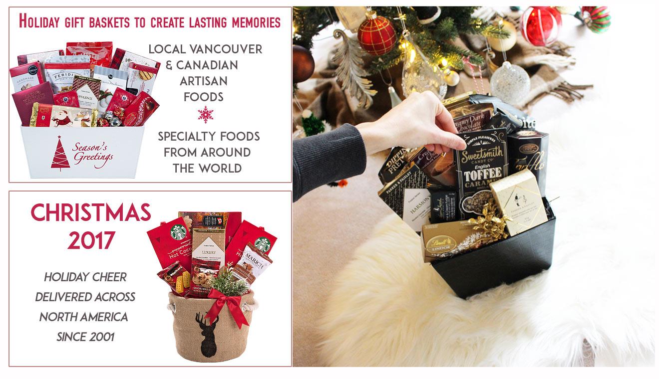 Christmas gift baskets canada holiday gift baskets christmas christmas 2018 negle Image collections