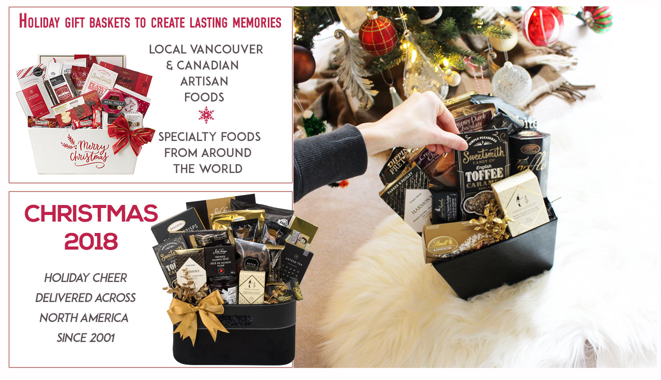 Christmas Gift Baskets Canada Holiday
