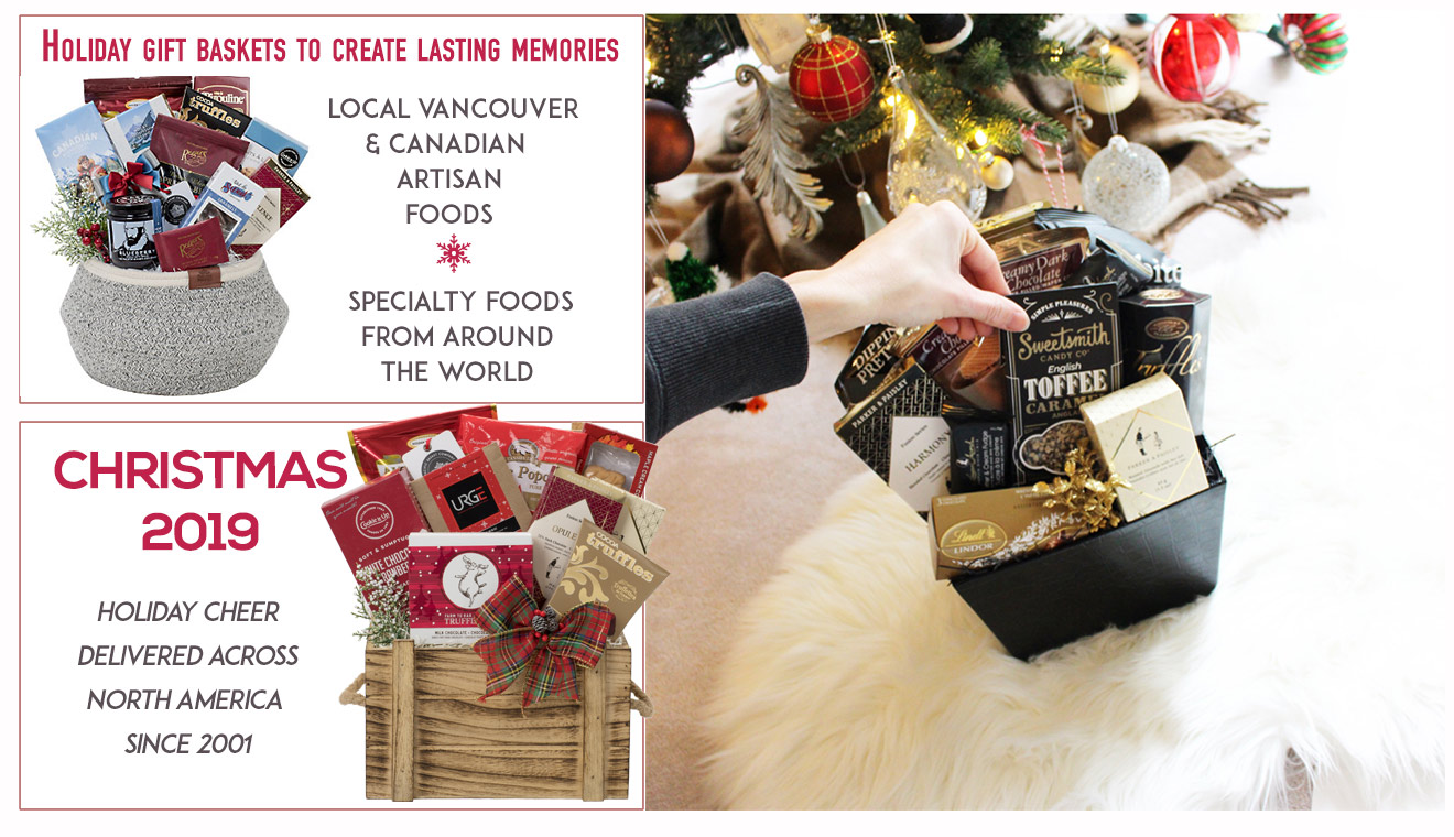 Christmas Hampers 2019.Christmas Gift Baskets Canada Holiday Gift Baskets